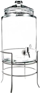 Dailyware Glass Beverage Dispensers