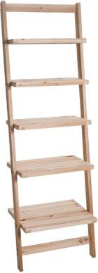 Lavish Home Ladder Shelves