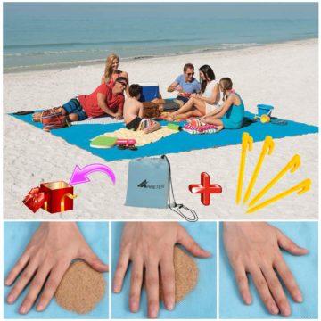 ABETER Best Beach Mats