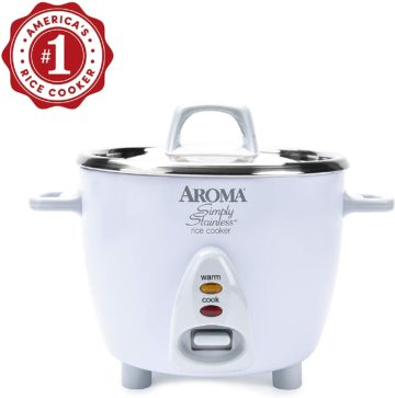 Aroma Housewares Stainless Steel Rice Cookers