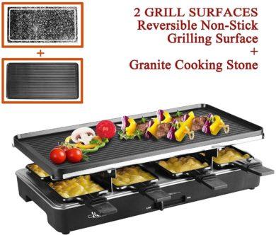 Artestia Raclette Grills