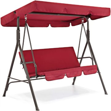 Best Choice Products Patio Swings with Canopy