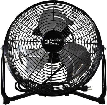 CCC COMFORT ZONE Floor Fans