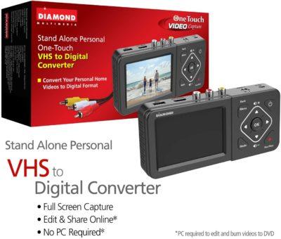 Diamond VHS to DVD Converters
