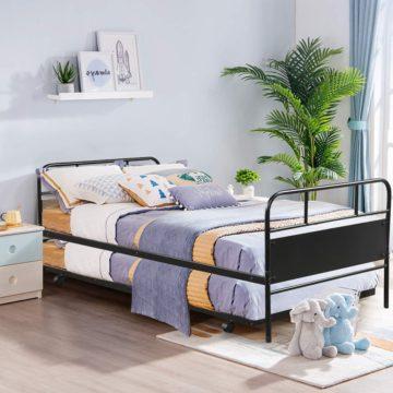 Giantex Pop Up Trundle Beds