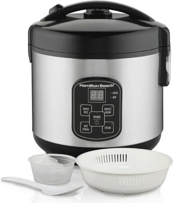 Hamilton Beach Stainless Steel Rice Cookers