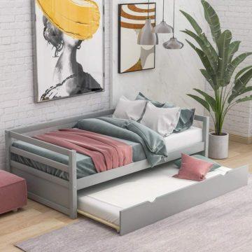 Harper & Bright Designs Pop Up Trundle Beds