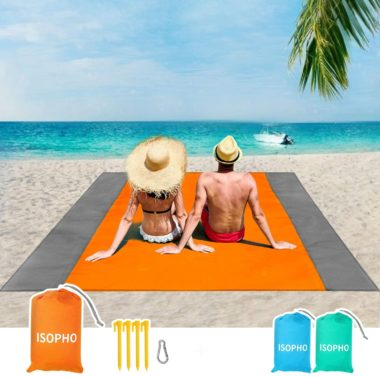 ISOPHO Best Beach Mats