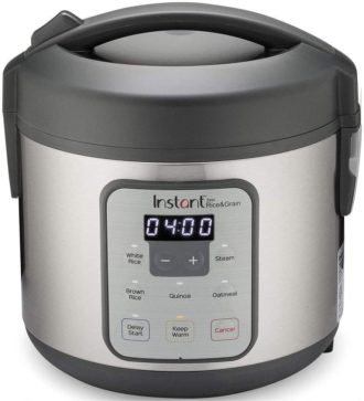 Instant Pot Stainless Steel Rice Cookers
