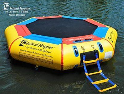 Island Hopper Water Trampolines