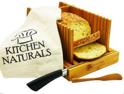 KITCHEN NATURALS Best Bread Slicers