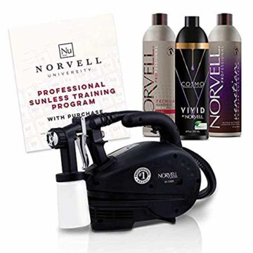 Norvell Best Spray Tan Machines