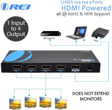 Orei HDMI Splitters
