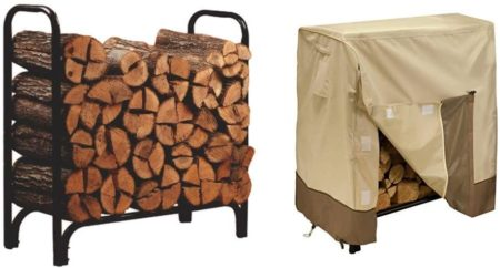 Panacea Firewood Racks