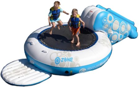 RAVE Sports Water Trampolines