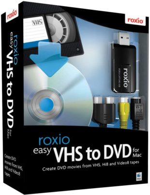 Roxio VHS to DVD Converters