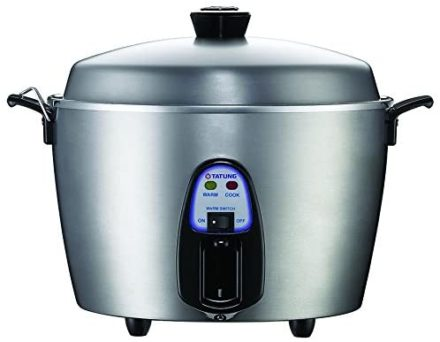 Tatung Stainless Steel Rice Cookers