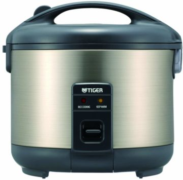 Tiger Corporation Stainless Steel Rice Cookers