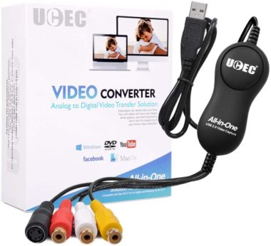 UCEC VHS to DVD Converters