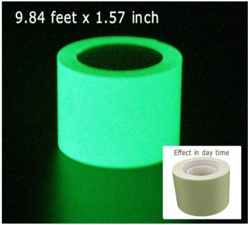 DUOFIRE Best Glow In The Dark Tapes