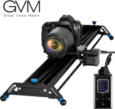 GVM Great Video Maker Camera Sliders