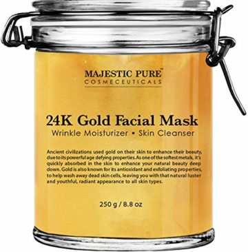 Majestic Pure Best Gold Face Masks