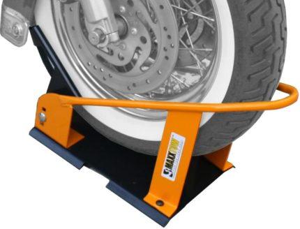 MaxxHaul Motorcycle Wheel Chocks