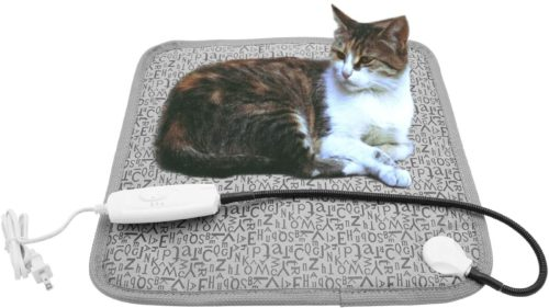 Nyicey Heated Cat Beds