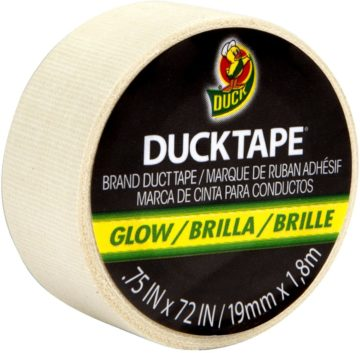 Shurtech Best Glow In The Dark Tapes