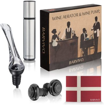 Barvivo best wine aerators