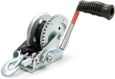 Camco best hand winches