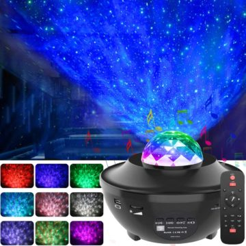 GeMoor Best Night Light Projector