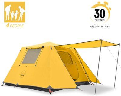 KAZOO Best Waterproof Tents