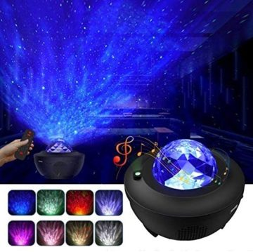 LBell Best Night Light Projector