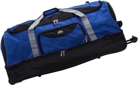 Rockland Best Rolling Duffle Bags