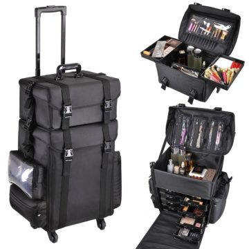 AW Rolling Makeup Cases