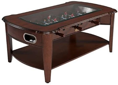 Berner Billiards Foosball Coffee Tables