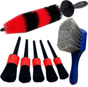LucklyJone Wheel Brushes