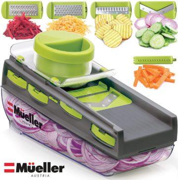 Mueller Mandoline Vegetable Slicers