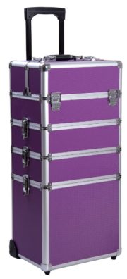 Ollieroo Rolling Makeup Cases