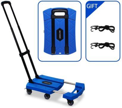 Portable Folding Stair Climbing Carts