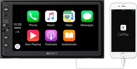 Sony Android Car Stereos