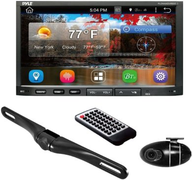Visit the Pyle Store Android Car Stereos