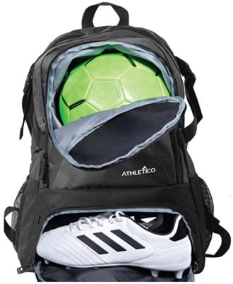 Athletico Soccer Backpacks
