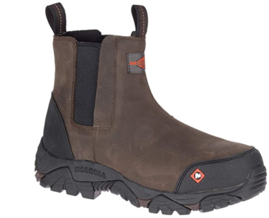 Merrell Best Pull On Work Boots