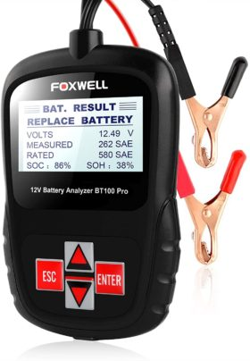FOXWELL Best Car Battery Testers