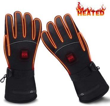 GLOBAL VASION Best Electric Gloves
