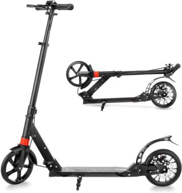 OUTCAMER Best Kick Scooters For Adults