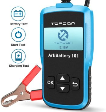 Topdon Best Car Battery Testers