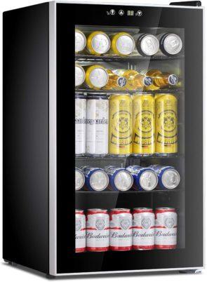 Antarctic Best Glass Door Refrigerators